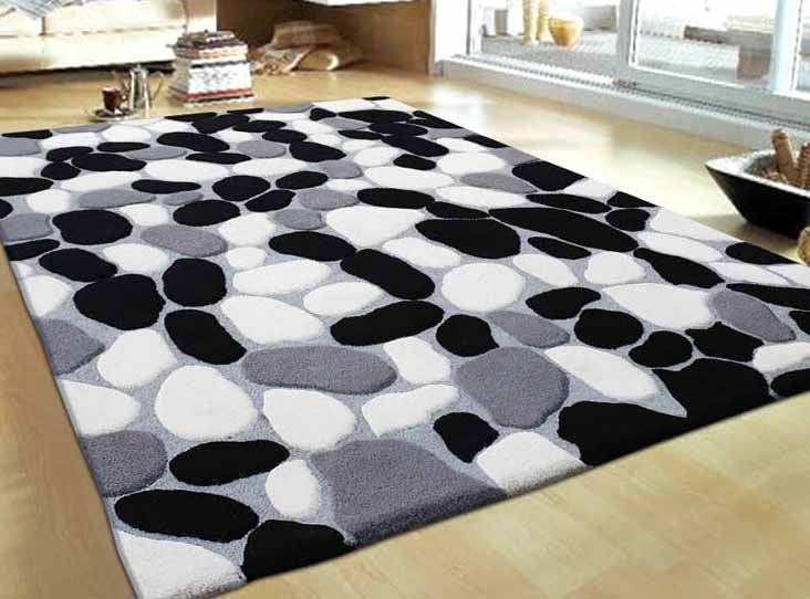 A Modern Rug Is Requisite Accent Chunk For Any Dining Room Bedroom Or Living Modish Rugs Can Simply Determine The Theme And Color Palette Of