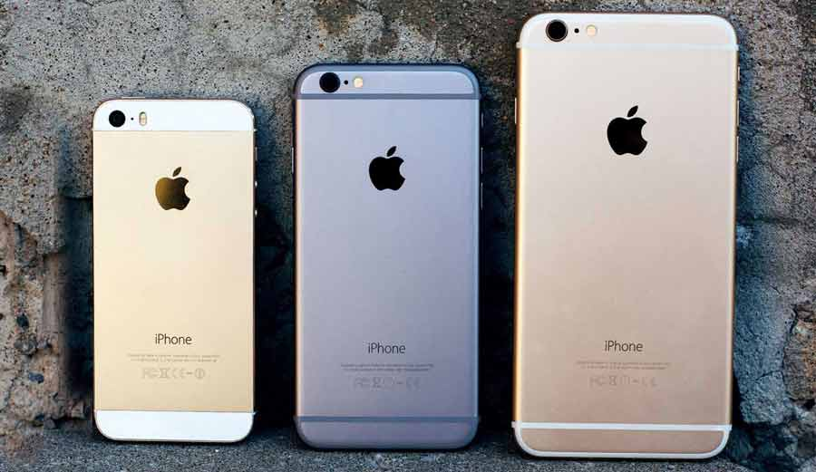 Trade In iPhone For Cash: iPhone 5s, iPhone 6.