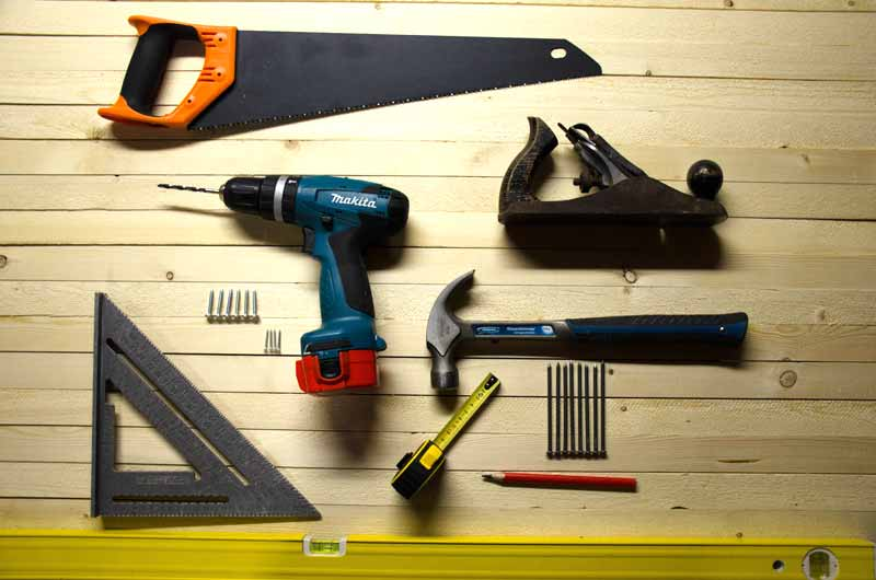 Tools for your home remodel