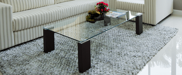 The Prefect Glass Table Top