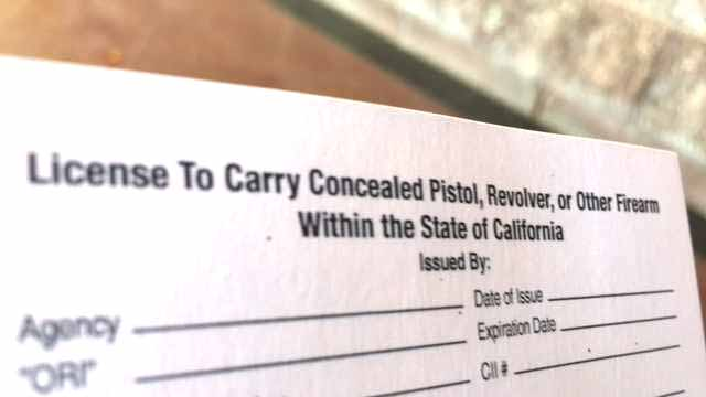 How to Get Concealed Carry Permit in California | Atbuz