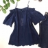 Price $5 X 6 Pcs, P5069 Blue Women's Top